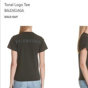 Balenciaga T shirt 👚
